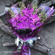 Mother Theresa Orchid Bouquet (Grande)