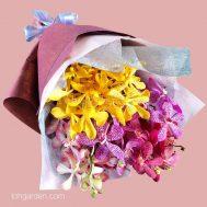 Sweet Mokara Bouquet