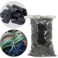 Hardwood Charcoal For Growing Orchids 5L .