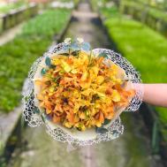 Mellow Yellow Bouquet,,,