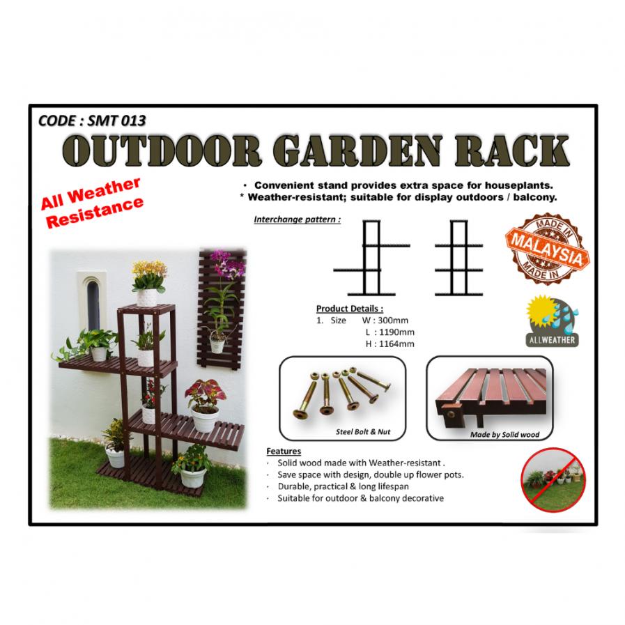Outdoor Garden Rack (SMT13)