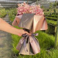 Sweet Pure Heart Bouquet