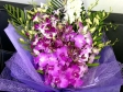 Fresh Dendrobium Orchid Bouquet (SS04)