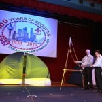Unveiling of Dendrobium Singapore Scouts Orchid