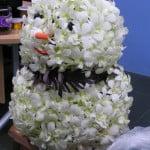 Orchid Snowman
