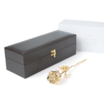 Everlasting rose -gold; classic brown box