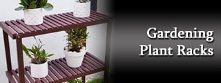 Outdoor Garden Plant Racks