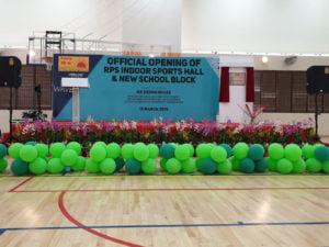 rps indoor sports hall