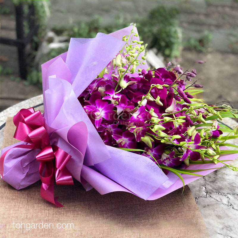 SS04 Orchid Bouquet Upsized
