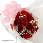 2020 Valentine's Day Rose and Orchid Bouquets