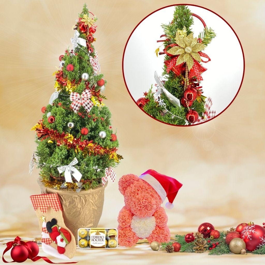Christmas Pine Tree (1.40m)