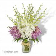 Angelwings Flower Arrangement