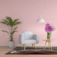 Have a Good Day Flower Arrangement in Living Room