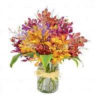 Tropicana Garden Flower Arrangement