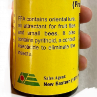 Fruit Fly Trap Insecticide FFA 111 100ml
