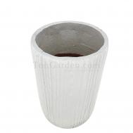 Timbervio Fiberglass Pot